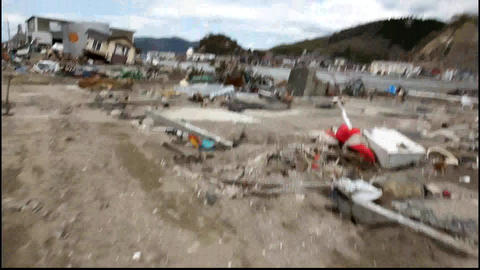 32tsunami japan Footage