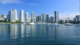 False Creek and Vancouver, Canada Footage