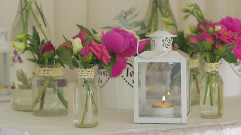 Wedding Floristics Candle GIF