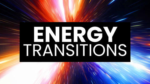 Energy Transitions After Effects Animation Voreinstellung