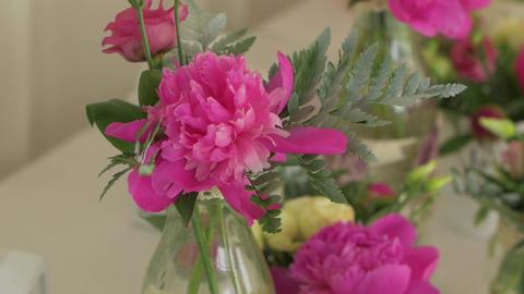 Floristics Pink Peonies GIF