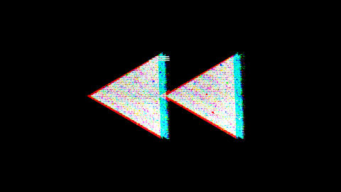 VHS Element Animation