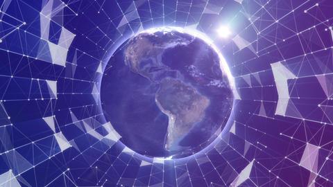 Digital Planet Animation