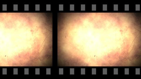 Retro Cine Reel Frame 08 Animation