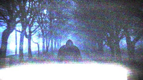 Horror Transition 2 Animation