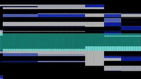 Glitch Transition 05 Animation