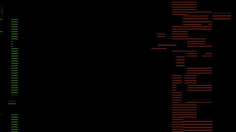 Glitch Transition 06 Animation