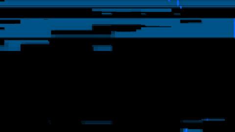 Glitch Transition 04 Animation