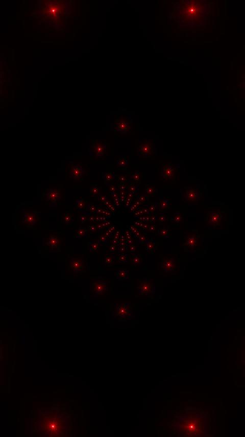 VJ Red Animation