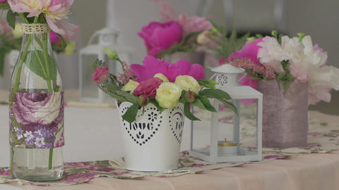 Wedding Flowers Decoration GIF