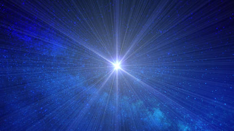 Star Burst lensflare 001 애니메이션