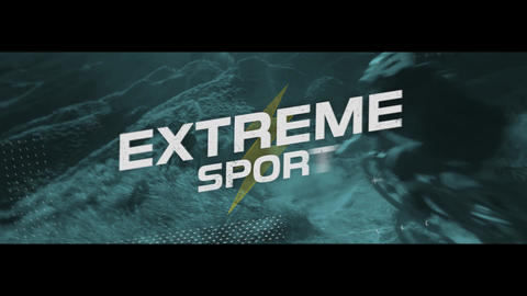 Action Extreme Intro Plantilla de After Effects