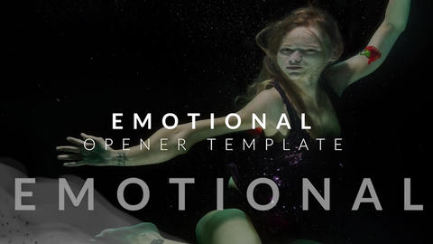 Emotional Opener Premiere Pro Template