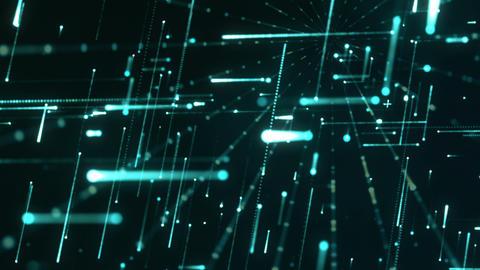 Grid Lights 05 Videos animados