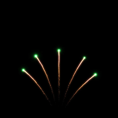 Fireworks Toranoo 02 ProRes Videos animados