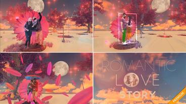 Romantic Day Memories Premium After Effects Project