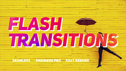 Flash Transitions Premiere Pro Effect Preset