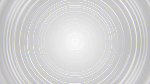 White Abstract Circles Soft Abstract Background Animation