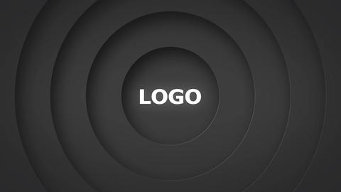 Adjustable Logo reveal After Effects Template