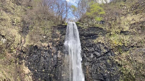 Waterfall of the Tamasudare 01 Live Action