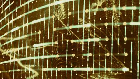 Grid Light Streaks 01 GIF