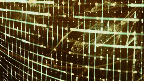 Grid Light Streaks 02 GIF