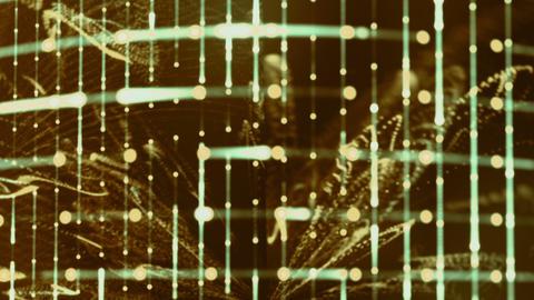 Grid Light Streaks 07 Videos animados