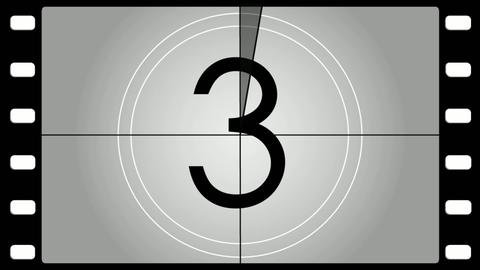 Count down motion graphics Animation