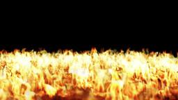Floor burning Animation