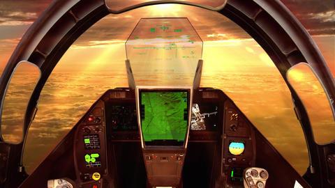 Cockpit 1 Footage