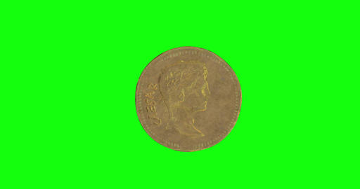 animations 3d roman antique coin ancient gold ancient roman historic coin historic gold historic Animation