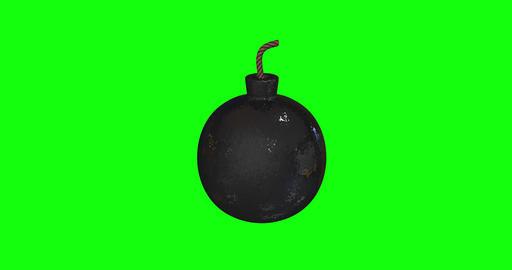 animations 3d bomb explosive black explosive metal explosive detonation black detonation metal bomb Animation