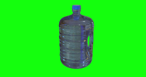 animations 3d water plastic gallon plastic bottle plastic water full drinking gallon drinking bottle Animation