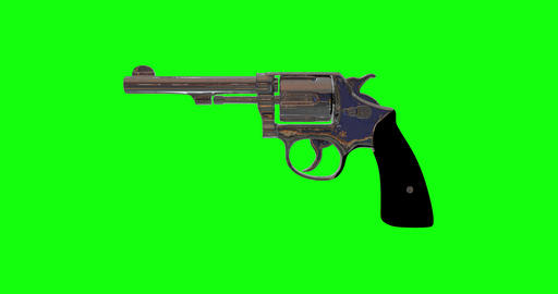 animations 3d revolver gun magnum gun pistol revolver weapon magnum weapon pistol weapon revolver Animation
