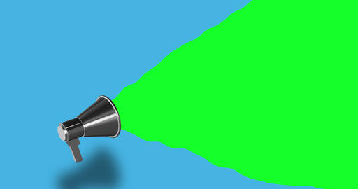 megaphone green screen speaker green screen attention green screen megaphone alert speaker alert Videos animados