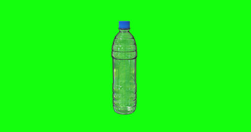 8 animations 3d bottle empty plastic empty water empty bottle recycle plastic recycle water recycle Animation