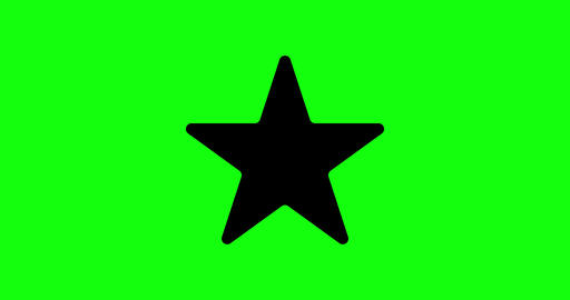 8 animations star green screen rating emblem green screen icon green screen star award rating award Animation