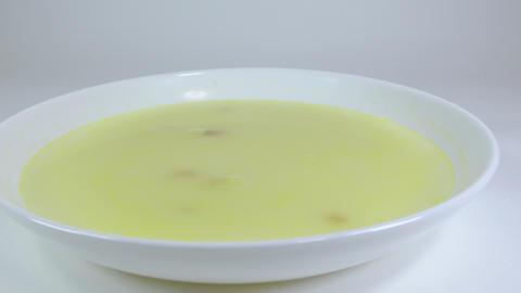 Corn cream soup002 Live Action