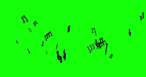 music keys song keys notes keys music tiles song tiles notes tiles music green screen song green Animation