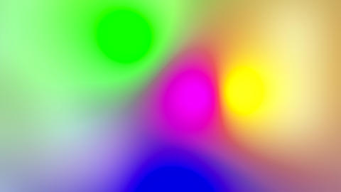Abstract background with color neon rainbow gradient. Moving abstract blurred background with smooth CG動画
