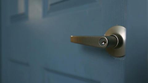 door open 06 Stock Video Footage