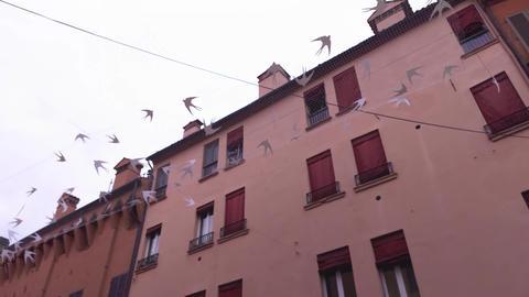 Ferrara architecture detail 3 Live Action