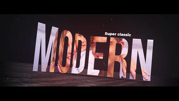 Bold Words Plantilla de After Effects
