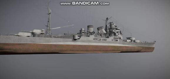 Takao 3D Model