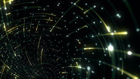 Grid Light Streaks 01 Videos animados
