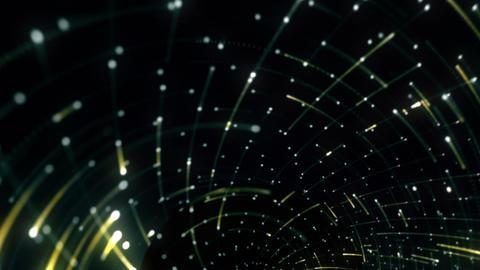Grid Light Streaks 03 Videos animados