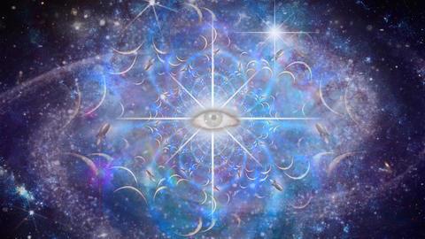 Eternal Eye in Endless Space Animation