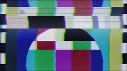 TV Test starting transmission Animation