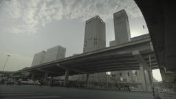Skyscrapers in the business center of Beijing. Cityscapes of Beijing. China Footage