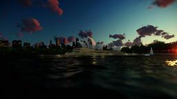 Beautiful time lapse sunrise over Sydney Opera House, dolly shot Animation